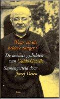 Guido Gezelle Gedichten Boekje Blz 68 Boekje - Poetry