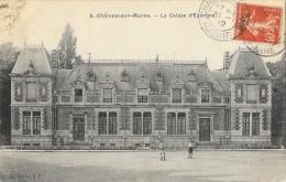 Chalons-sur-Marne (Marne) - Caisse D´Epargne - Banche