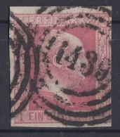 Preussen Minr.6 Gestempelt Nr.-St.1439 Stettin - Preussen