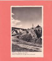 Altenberg Im Erzgebirge - Pinge Mit Eingang Zum 500 Jahre Alten Zinnbergwerk / Gelaufen 1939 / Schwarzweiß - Altenberg