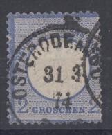 DR Minr.20 Gestempelt Osterode 31.3.74 - Deutschland