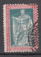 Regno D'Italia - 1928 - Emanuele FIliberto - 25 Cent.  (227) - 1900-44 Victor Emmanuel III