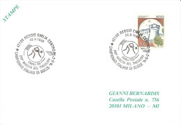 ITALIA - 1996 REGGIO E. Finali FIB Camp. Italiano Bocce - 200 Tricolore