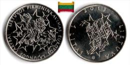 Lituanie - 1 Litas 2013 (Lithuanian Presidency Of The Council Of The EU) UNC - Lithuania