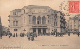 NANTES  -  Le Theatre De La Renaissance ( Belle Animation ) Artaud Nozais - Nantes