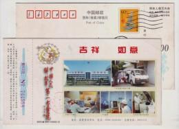 Whole-body CT Scanner,ICU,first Aid Emergency Ambulance,Automatic Biochemistry Analyzer,CN00 PLA 175 Hospital PSC - Medicine