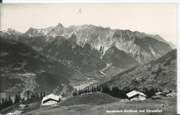 AK 0300  Schruns - Bergstation Hochjoch Und Alpengasthof Um 1950-60