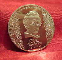 Ukraine 5 Hryvnia 2014 - 200th Anniversary Of T.H.Shevchenko`s Birth - Ukraine