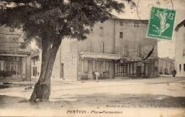 44Stm   84 Pertuis Place Parmentier (pas Courante) - Pertuis