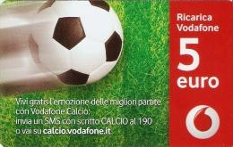 *ITALIA - VODAFONE* - Ricarica Usata - Italia