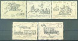 USSR 1987-5742-7 SHIPS, S S S R, 1 X 5v, MNH - Schiffe