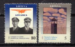 Lithuania 1993 Lituania / Unit Day MNH Dia De La Unidad / Jf23  30