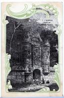 Aumale (Seine-maritime)  Porte D El'abbaye D'Auchy. - Aumale