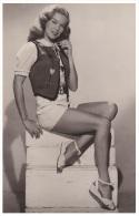 Sexy DONA DRAKE Actress PIN UP Postcard - Publisher RWP 2003 (04) - Artistes