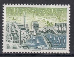 Yugoslavia Republic 1959 Mi#881 Mint Hinged - 1945-1992 Socialistische Federale Republiek Joegoslavië