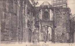 ESPAGNE---FUENTERRABIA--la Puerta---voir 2 Scans - Espagne