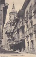 ESPAGNE---FUENTERRABIA--calle Mayor---voir 2 Scans - Espagne
