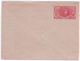 Enveloppe E P 10 C   92 X126 Mm  Non Utilisée - Dahomey (1899-1944)
