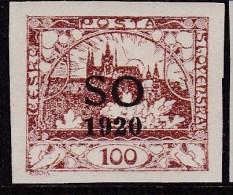 Eastern Silesia 1920 Sc 14 Mint Hinged - Cecoslovacchia