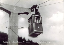 PISTOIA CUTIGLIANO FUNIVIA CUTIGLIANO DOGANACCIA 1970       L800 - Pistoia