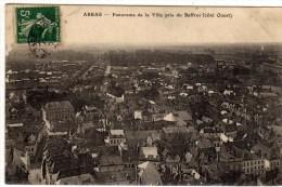Arras Panorama De La Ville Pris Du Beffroi - Arras