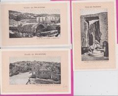 Lot  DE  5  CPA  DE  PALESTINE   -  Toutes Scanées - Cartoline