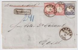 DR, 1873, Reco-Ausland  , #4628 - Deutschland