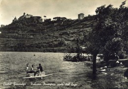 CASTEL GANDOLFO - LAZIO - ITALIA - CARTOLINE 1950. - Italia