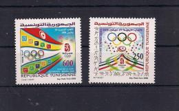 Olympische Spelen 2008  , Tunesie - Zegels  Postfris - Summer 2008: Beijing