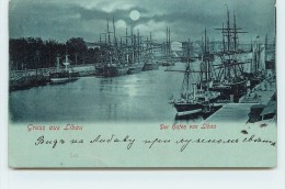 GRUS AUS LIBAU - Le Port. - Lettonie