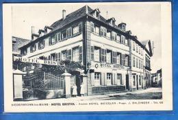 NIEDERBRONN LES BAINS HOTEL BRISTOL - Niederbronn Les Bains