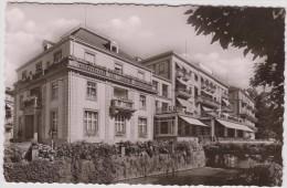 Allemagne :  Baden  Baden :  Vue Hotel   Europaischer  Hof - Deutschland