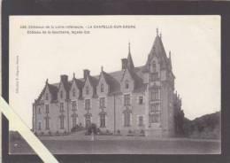 La Chapelle Sur Erdre -  Chateau De La Gascherie, La Facade Est - France