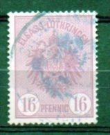 Revenue Fiscaux Fiscal Victoria - Elzas-Lotharingen