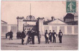 CHERBOURG - La Porte De L'Arsenal De La Marine - Ed.G.L. - Cherbourg