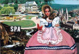 1 AK Belgien * Ansichten Der Stadt Spa * - Spa