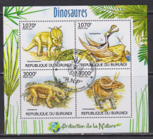 Burundi 2012 Fauna, Dinosaurs