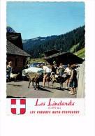 74 - Les Lindarets - Chèvre Chèvres En Liberté - Auto-stopeuses - Animation - Cap N°1947 - 1965 Voiture SIMCA ARONDE P60 - Sin Clasificación