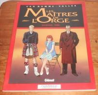 Les Maîtres De L´Orge. Julienne 1950. Van Hamme. Vallès. 1998. - Livres, BD, Revues