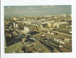VUE GENERALE DES INSTALLATIONS DE LA GARE DE VILLEURBANNE 4 1981 - Villeurbanne