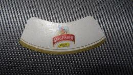 King Fisher Premium Top - India - Beer Label/ Bieretikette / étiquette Bière - Beer