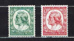 GERMANY..MNH...1934...Scott Cat Val = $82.50 - Germany