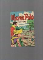 MARCO POLO  DORIAN:album N°2 Avec N°33,34,35,36 - Autres Auteurs