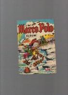 MARCO POLO  :album N°9 Avec N°61,62,63,64 - Livres, BD, Revues