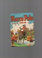 MARCO POLO DORIAN   :album N°1 Avec N°29,30,31,32 - Autres Auteurs