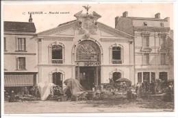 49 - SAUMUR - Marché Couvert - Saumur