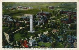 RALEIGH - NORTH CAROLINA - USA - POSTCARD. - Raleigh