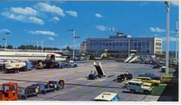 ARGENTINA - BUENOS AIRES - Aeropuerto Internacional De Ezeiza, Airport - Aerodromes