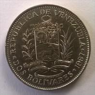Monnaie - Venezuela - 2 Bolivares 1967 - Superbe - - Venezuela