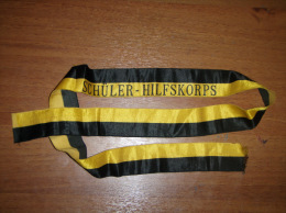 "TRÈS RARE - BACHI - ""Schüler-Hilfskorps"" In Wien Autriche - VERY RARE - Authentique - 1914-18"